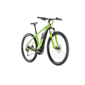 Cube Reaction Hybrid ONE 500 E-MTB Hardtail green